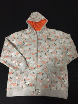 Michael Jordan authentic hoodie super soft Thumbnail