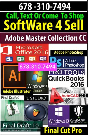 Software sell for Sale in East Point, GA