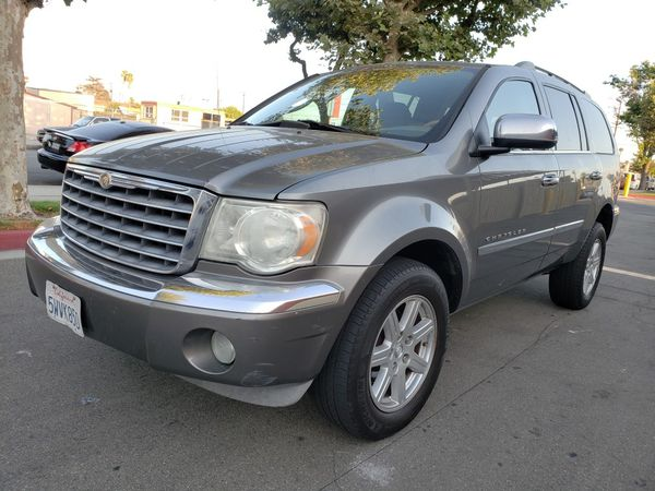2007 Chrysler Aspen Limited Clean Le For In Long Beach Ca Offerup