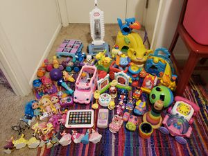 Huge lot of baby /toddler toys for Sale in Severn, MD