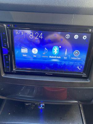 Photo Pioneer Bluetooth with mic aux usb Pandora $120 firm no trades
