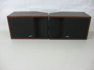 Vintage Bose 201 Series II Direct Reflecting Bookshelf Stereo speakers for Sale in West Springfield, VA