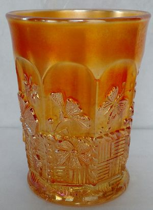 Carnival Glass Tumbler for Sale in Seattle, WA