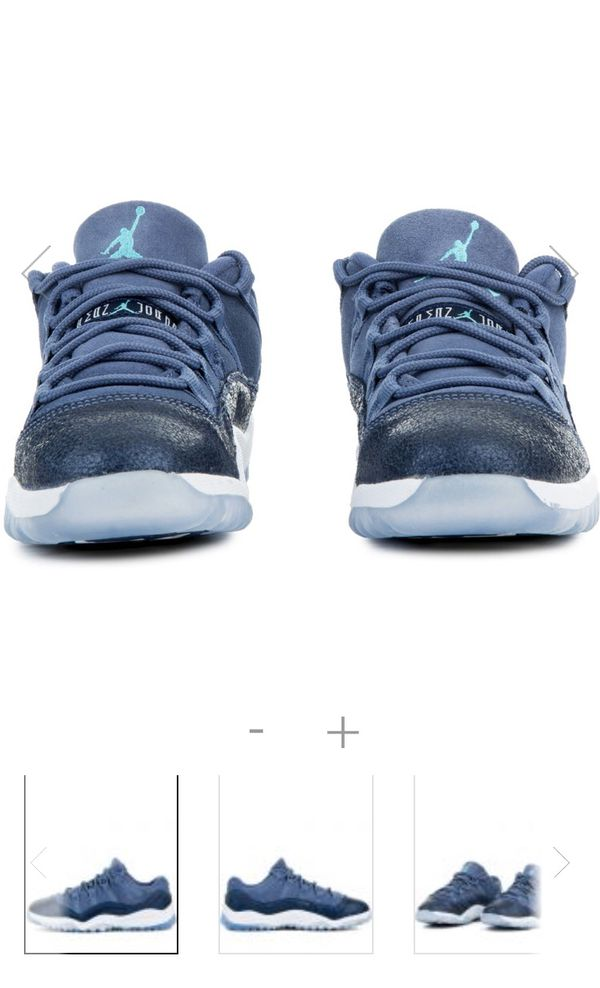 ... coupon for jordan 11 retro low gp blue moon polarized blue binary blue  clothing shoes in 942ac869d