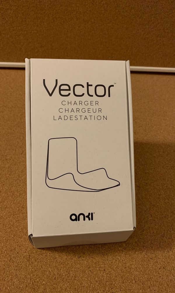 ANKI Vector Robot Charger Dock brand new for Sale in Norwalk, CT - OfferUp