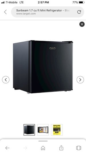 Sunbeam Refrigerator for Sale in Oakton, VA