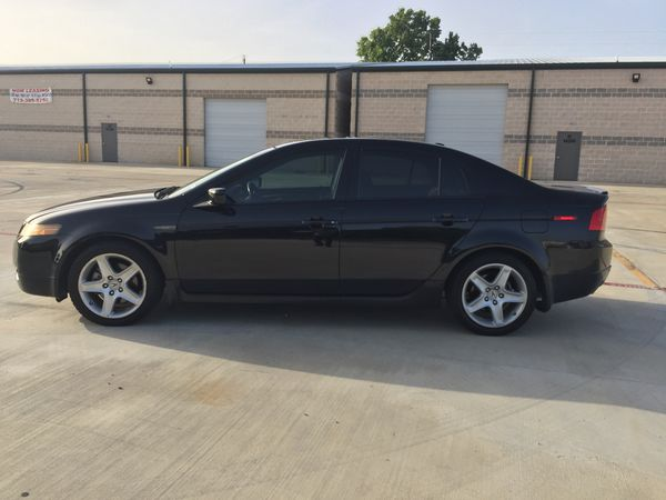 Acura TL Owner Clean And Low Mileage For Sale In Houston - 2004 acura tl for sale by owner
