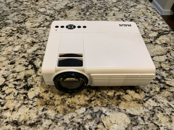 RCA RPJ116 2000 LUMENS Home Theater Projector 1080P HDMI ( for Sale in  Charlotte, NC - OfferUp