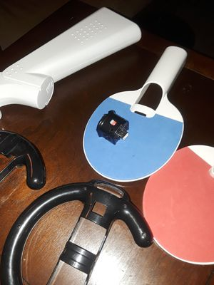 Wii accessories! for Sale in Las Vegas, NV