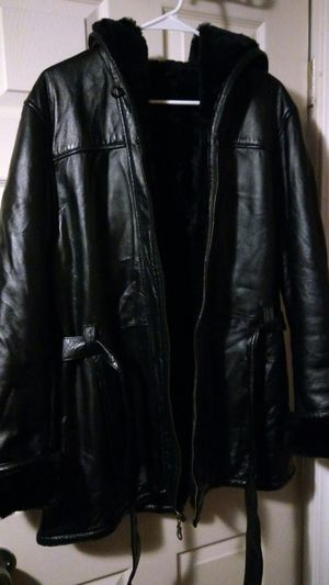 Women Leather Jacket for Sale in Belvidere, IL