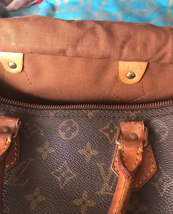 b0862c647a9c 💰💰 450 GUARANTEED LOUIS VUITTON SPEEDY 30  LEATHER HANDBAG for Sale in  Rialto