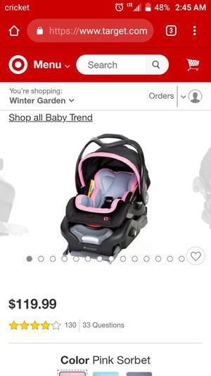 Infant Car Seat For Sale In Winston Salem NC