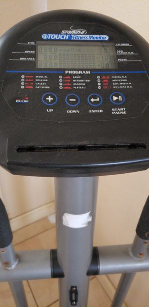 Elliptical Work Out Machine for Sale in Tampa, FL