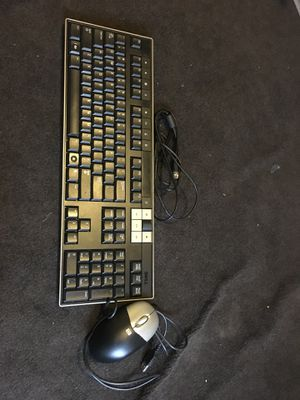 Dell computer keyboard and mouse set for Sale in Oxon Hill, MD