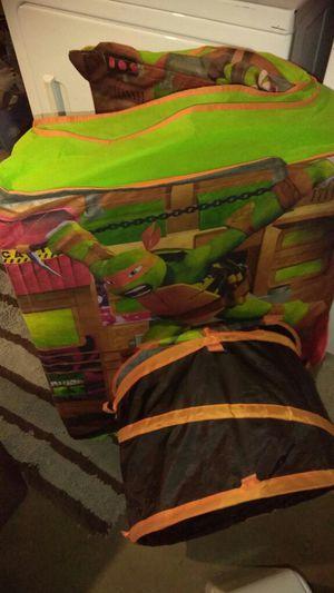 Kids nija turtle tent for Sale in Philadelphia, PA