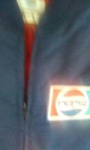 Vintage vest by Pepsi for Sale in Farmville, VA