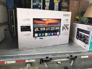 """Photo 50"""" Vizio smart 4k led uhd hdr tv"""