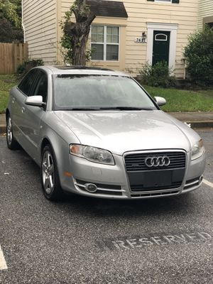 2005 AUDI A4 for Sale in NEW CARROLLTN, MD