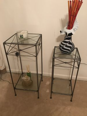 Set of two console set- Home Decor for Sale in Ashburn, VA