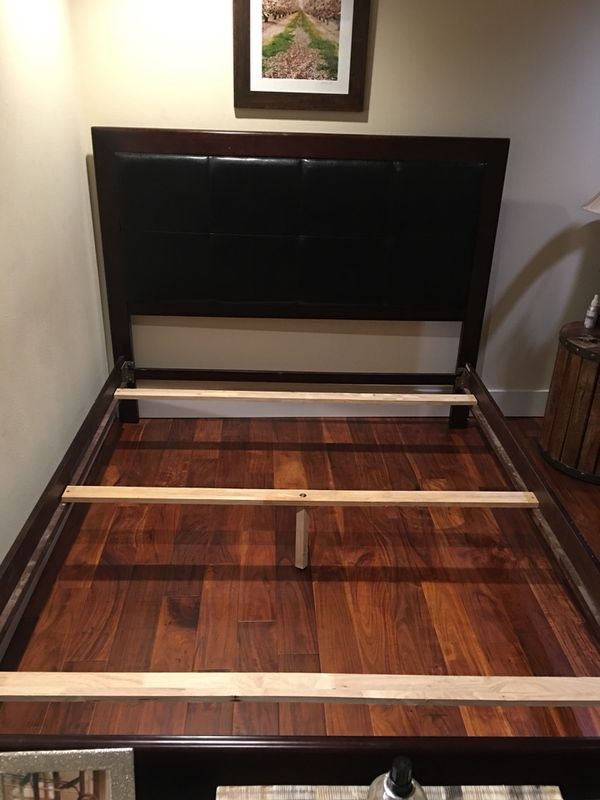 Queen Bed Frame for Sale in Seattle, WA - OfferUp