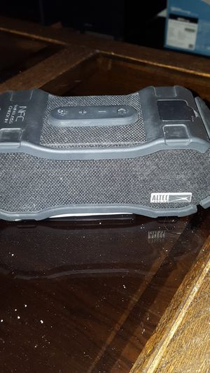 AltecLansing Omni Jacket Bluetooth speaker for Sale in Hawthorne, CA