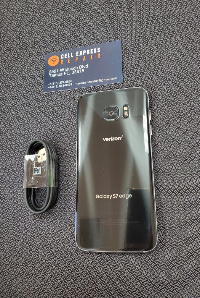 Samsung S7 EDGE UNLOCKED LIKE NEW CONDITION WITH 30 DAYS WARRANTY