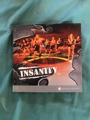 Beachbody Insanity workout DVDs for Sale in Gaithersburg, MD