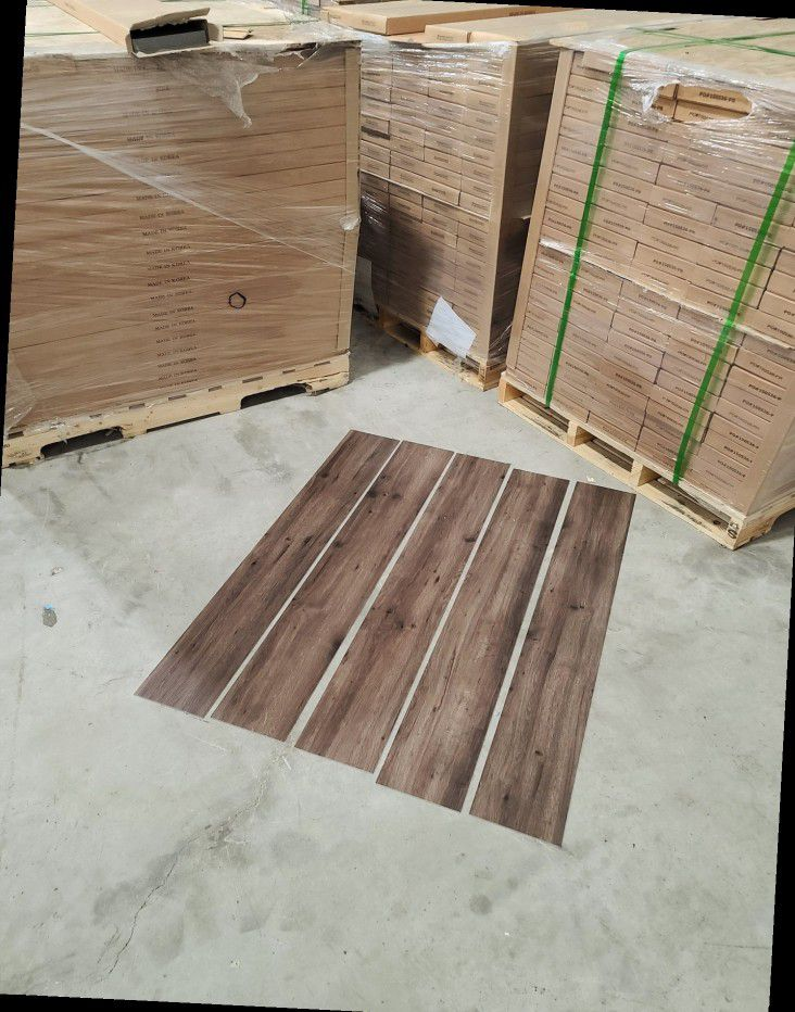 Luxury vinyl flooring!!! Only .67 cents a sq ft!! Liquidation close out!