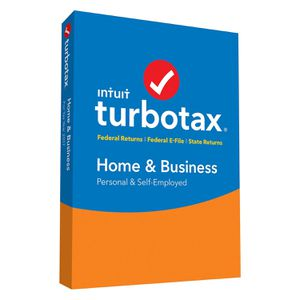 TurboTax 2017 Home and Business Full Retail Windows and Mac for Sale in New York, NY