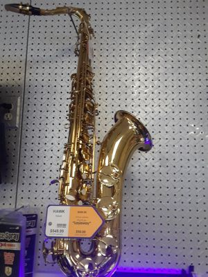 Hawk saxophone for Sale in Orlando, FL