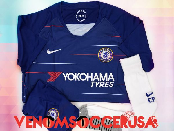 new products c528d e6ff9 NEW Chelsea 2018-19 Home Kits for Sale in McKinney, TX - OfferUp