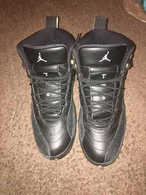 Black taxi's Jordan size 12 for Sale in Hyattsville, MD