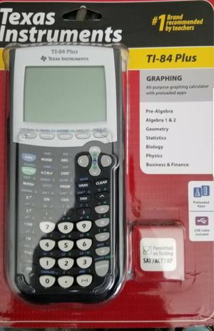 Ti-84 plus for Sale in Chantilly, VA