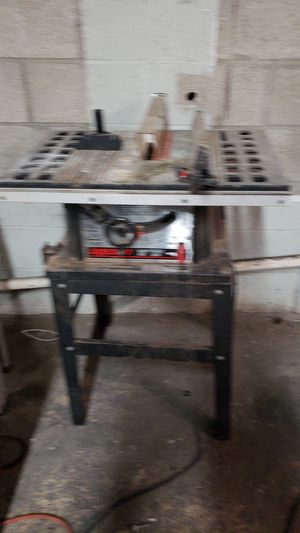 Table saw for sale two of them for Sale in Baltimore, MD