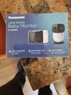 Panasonic KX-HN3001 Baby Monitor Thumbnail