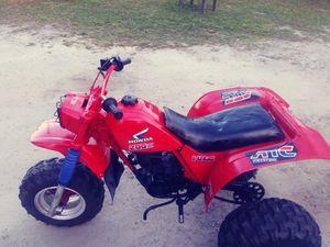 Photo 1985 HONDA 200X 3WHEELER WITH A 200S MOTOR!!