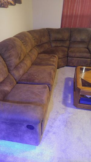 4 piece L shape couch for sale  Claremore, OK