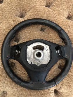 OEM BMW E9x Steering Wheel Thumbnail