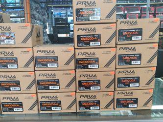 "PRV midrange speakers! 6.5"" 8"" & 6x9"" available! Thumbnail"