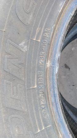 Toyo tires 35×12.5 R 18 Thumbnail