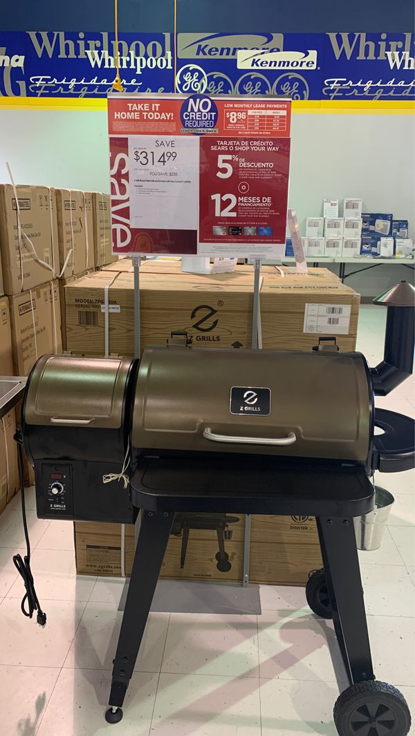 Wood Pellet Grill And Smoker For Sale In San Antonio Tx
