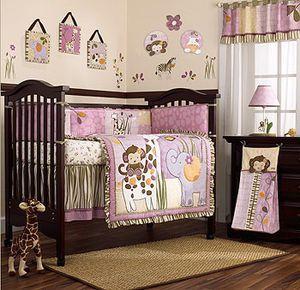 Jacana crib bedding set for Sale in Burke, VA