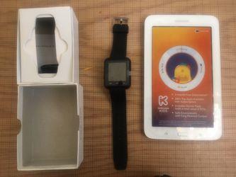 Smart Watch And Samsung Tab E Thumbnail