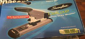 Heavy Duty Stapler for Sale in Washington, DC