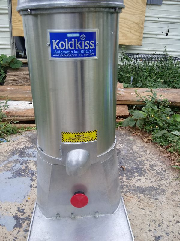 Koldkiss Ics Shaver For Sale In Mcdonough Ga Offerup