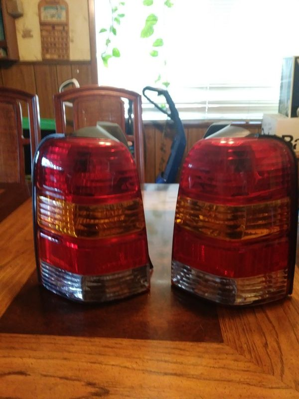 Tail Lights For 2001 Ford Escape