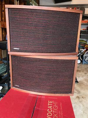 Bose speakers vintage for Sale in Herndon, VA