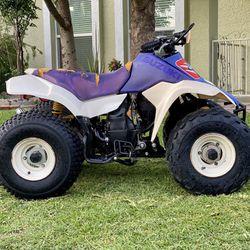 Suzuki Lt 80  kids quad Titled  Thumbnail