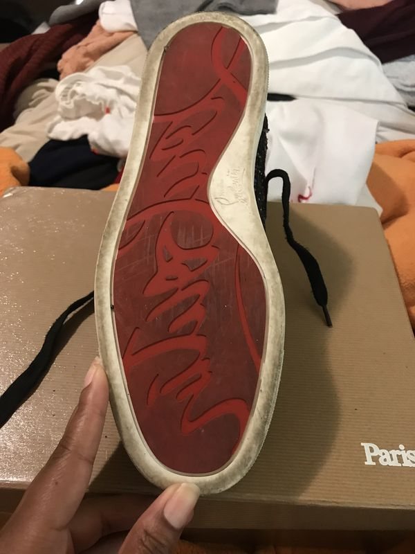 4a81475fdef Christian louboutins size 43 red bottoms for Sale in Brooklyn, NY - OfferUp