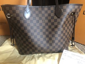 Louis Vuitton neverfull mm for Sale in Chicago, IL